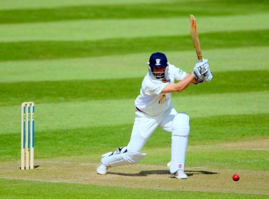 My nephew Dale played cricket for Durham, Natal and South Africa