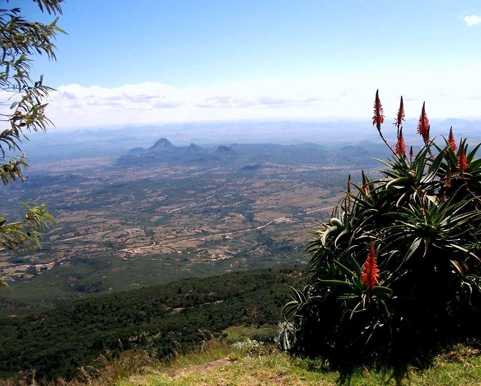 World's View at Nyanga